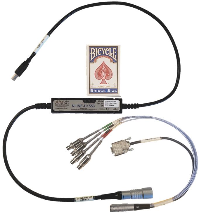 USB 1553 NLINE Image